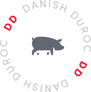 DTL Danish Duroc logo