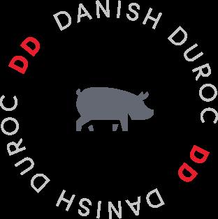DTL Dansk Duroc logo
