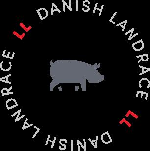 DTL Dänische Landrasse (LL) logo