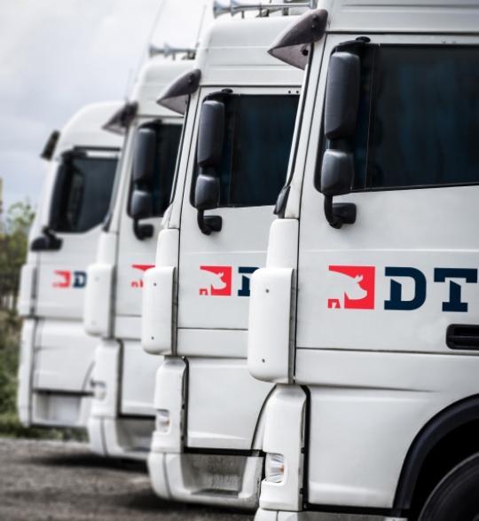 DTL transport løsninger