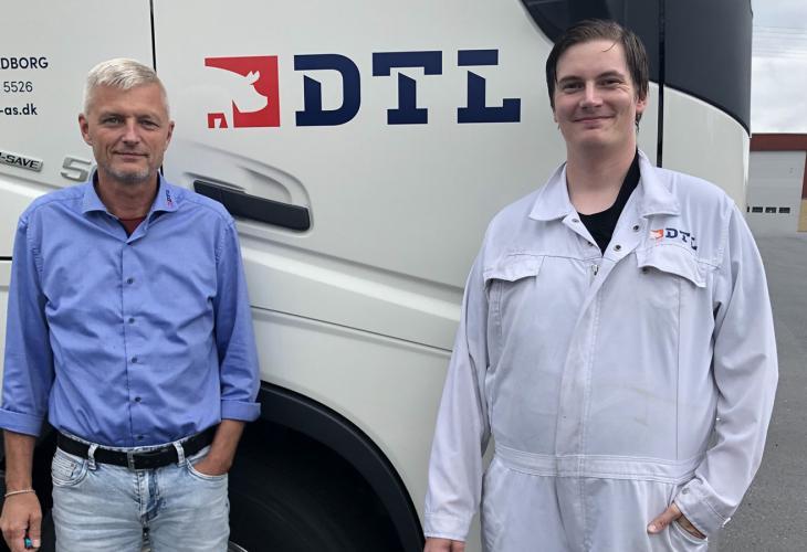 DTL hjælper endnu en ung i fast arbejde